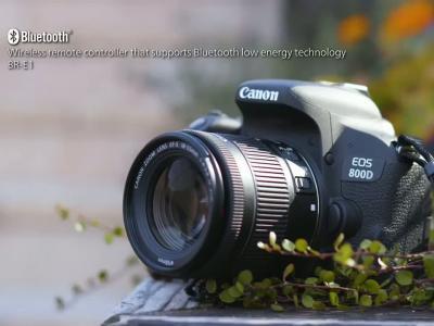 Canon EOS 800D : présentation officielle de l'appareil photo (VO)