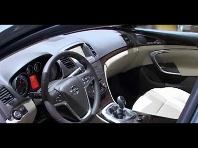 Reportage Opel Insigna