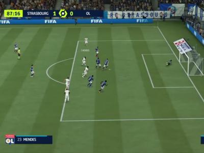 Strasbourg - Olympique Lyonnais : notre simulation FIFA 21 (L1 - 7e journée)