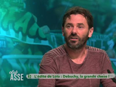 ASSE : l'edito de Laurent Hess sur Mathieu Debuchy