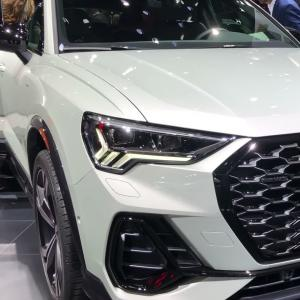 Audi Q3 Sportback : notre vidéo au Salon de Francfort 2019