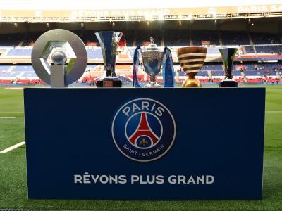 PSG : le palmarès complet des Parisiens