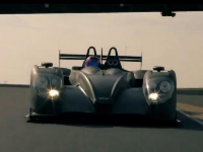 Morgan de retour au Mans en LMP2