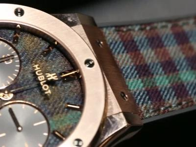 Baselworld 2017 : HUBLOT