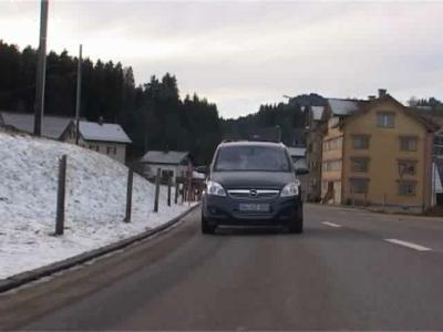 Essai Opel Zafira 1.7 CDTI 125