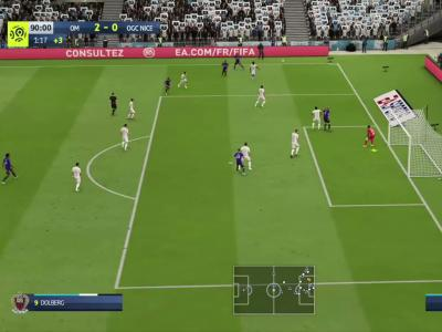 Olympique de Marseille - OGC Nice : notre simulation FIFA 20 (L1 - 34e journée)