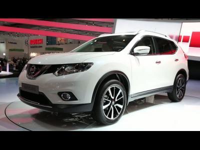 Francfort 2013 - Nissan X-Trail