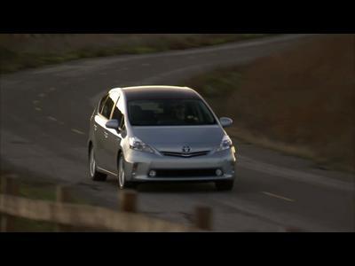Genève 2011 : Toyota Prius V Concept