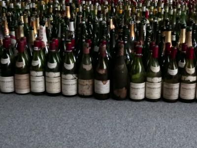 Gastron'homme [S07E06] Rencontre avec François Audouze au coeur de sa caverne de vins anciens ...