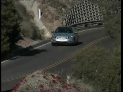 Los Angeles 2009 : Chevrolet Volt