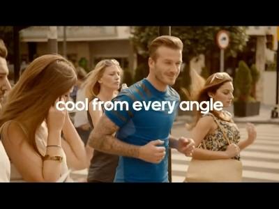 David Beckham a toujours la classe !
