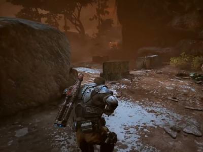 Gears of War 4 : vidéo de gameplay de la campagne solo