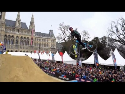 MTB Slopestyle - Vienna Air King 2013