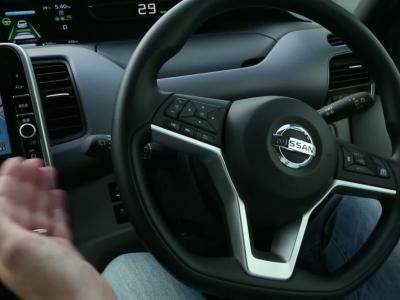 Essai Nissan ProPILOT