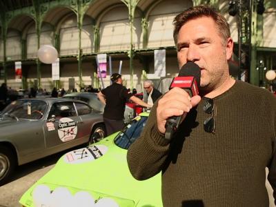 Tour Auto 2019 : notre interview avec Olivier Dufour, pilote Lancia Stratos