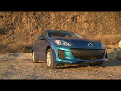 Mazda 3 2011 restylée