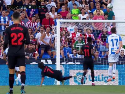 LaLiga : Ça passe tout juste pour l'Atlético