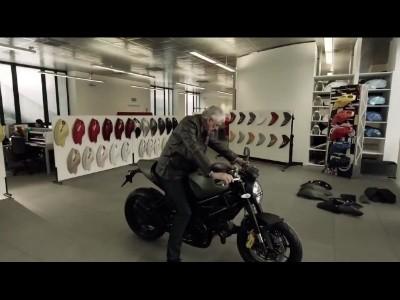 Une Ducati Diesel, ça existe !
