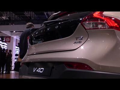 Volvo V40 Cross Country - Mondial 2012