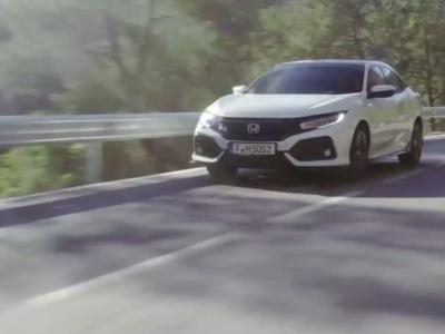 Honda Civic 2017: croissance et mondialisation