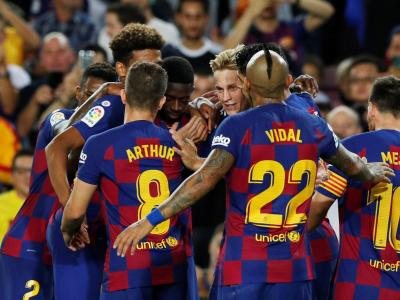Barça - FC Séville : les buts et le résumé du match
