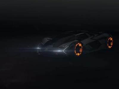 Lamborghini Terzo Millennio: une supercar électrique pas comme les autres