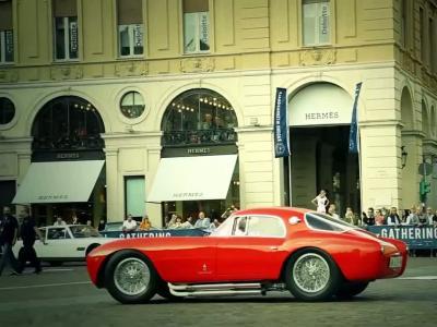 La Maserati A6GCS Berlinetta est le modèle du siècle