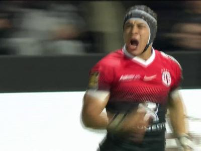 Stade Toulousain - Bordeaux-Bègles : le résumé du match en vidéo