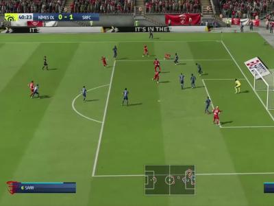 Nîmes - Rennes : notre simulation sur FIFA 20