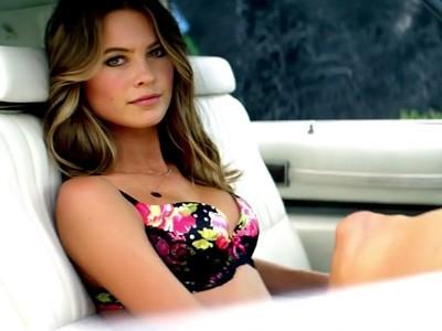 Les anges de Victoria's Secret ont choisi l'Aventador
