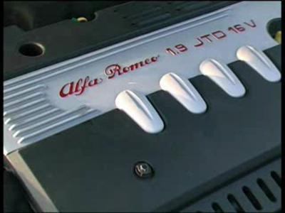Essai Alfa Romeo 156 Crosswagon