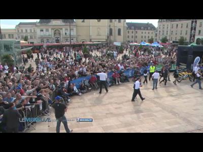 24H du Mans 2011 - La grande parade des Pilotes