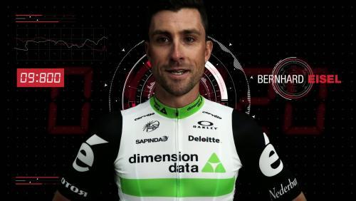 Le meilleur moment sur le Tour de France de Bernard Eisel