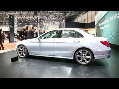 Genève 2014 : Mercedes Classe C