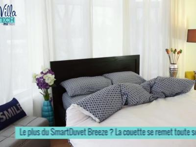 SmartDuvet Breeze : présentation express du lit dont vous contrôlez la température