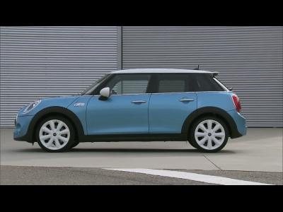 La nouvelle Mini 5 portes en vidéo