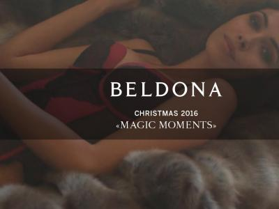 BELDONA Lingerie Collection: Christmas 2016 – «Magic Moments»