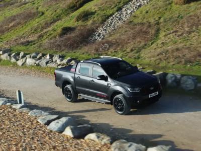 Ford Ranger Thunder : l'édition limitée en vidéo