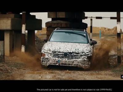 Le nouveau Volkswagen Touareg en vidéo