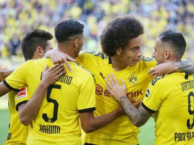 Borussia Dortmund - Bayer Leverkusen : le résumé et les buts de la rencontre