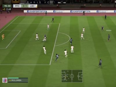Paris FC - La Berrichonne de Châteauroux : notre simulation FIFA 20 (L2 - 29e journée)