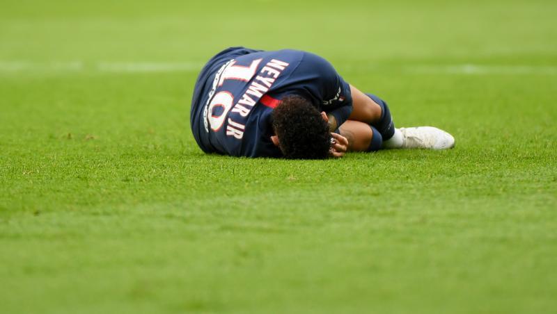 PSG : Neymar encore blessé, le Top 10 de ses blessures