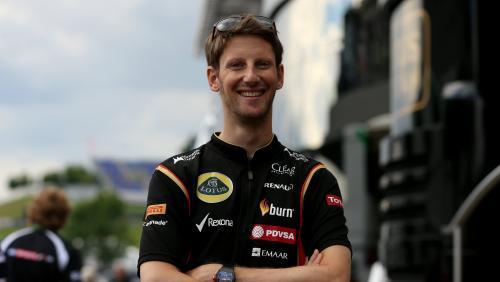 Fin de carrière pour Romain Grosjean en F1 : les chiffres clés
