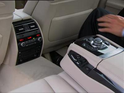 BMW Série 7 2009