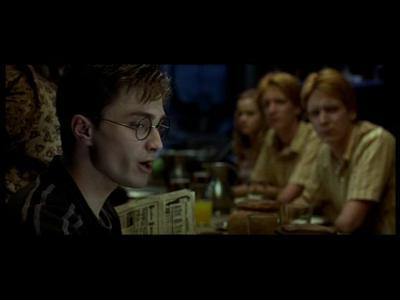 Harry Potter et l'ordre du Phenix - Bande Annonce