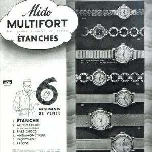 Mido : #3 Un garde-temps intemporel