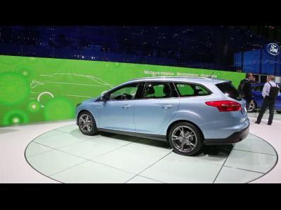 Genève 2014 : Ford Focus restylée et SW