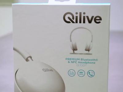 Qilive Q1007 : le test du casque bluetooth en vidéo