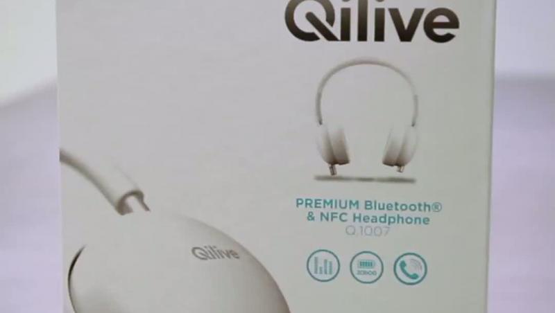 Vidéo Qilive Q1007 : le test du casque bluetooth