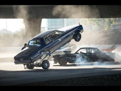 Ken Block a choisi une Ford Mustang pour son 7ème Gymkhana